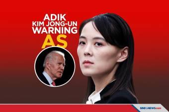 Adik Kim Jong-un Warning AS: Jangan Provokatif Jika Ingin Damai