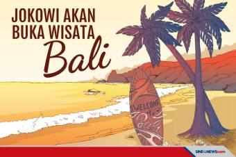 Jokowi: Kebangkitan Pariwisata Bali Akan Dimulai
