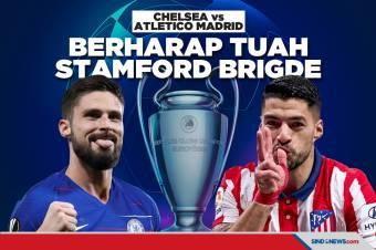 Chelsea vs Atletico Madrid, Andalkan Tuah Tuchel
