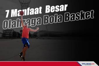 Tujuh Manfaat Besar di Balik Olahraga Bola Basket