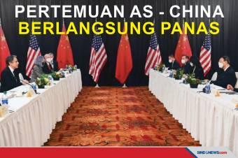 Pertemuan Amerika Serikat-China di Alaska Berlangsung Panas