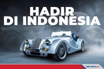 Hadir di Indonesia, Morgan Bidik Crazy Rich Penggemar Mobil