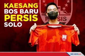 Kaesang Putra Jokowi Resmi Jadi Bos Baru Persis Solo