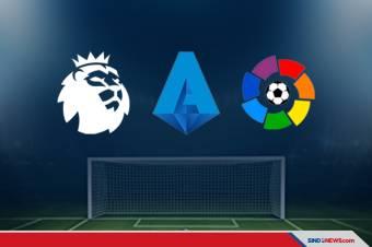 Barcelona, AC Milan dan Tottenham Hotspur Menangi Laga Tandang