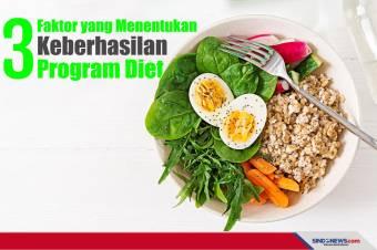 3 Faktor yang Menentukan Keberhasilan Program Diet