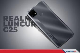 Realme Luncurkan C25 Ponsel Entry-Level Harga Mulai Rp2,3 Jutaan