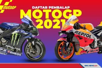 Jelang MotoGP 2021: Ini Daftar Tim dan Pembalap MotoGP 2021