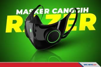 Razer Bakal Serius Garap Masker Canggih, Ada Mikrofon dan Speaker