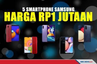 Lima Smartphone Samsung Murah Meriah Harga Rp1 Jutaan