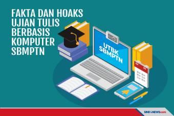 Cek, Inilah Fakta dan Hoaks Seputar UTBK SBMPTN 2021