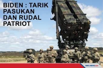 Biden: Tarik Pasukan dan Rudal Patriot dari Teluk Persia