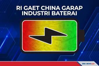 Erick Thohir Berhasil Gandeng China untuk Gaeap Industri Baterai