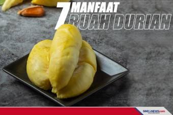Sudah Tahu Manfaat Buah Durian? Ini 7 di Antaranya