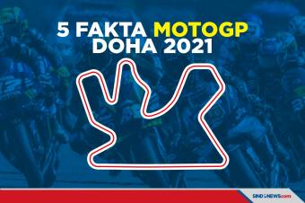 Ini 5 Fakta MotoGP Doha 2021: Sejarah Duo Prancis di Podium