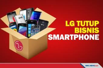 LG Resmi Menutup Bisnis Smartphone