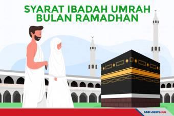 Arab Saudi Izinkan Umrah Saat Ramadhan, Ini Syaratnya