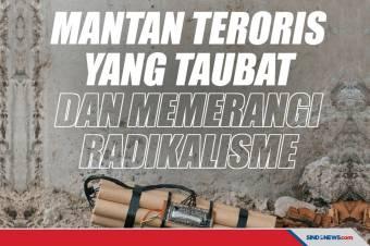 5 Teroris yang Memilih Bertaubat dan Perangi Radikalisme