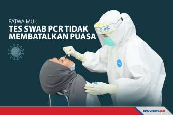 Fatwa MUI: Tes Swab PCR Tidak Membatalkan Puasa