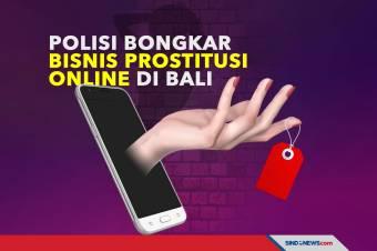 Polisi Bongkar Bisnis Prostitusi Online Di Denpasar, Bali