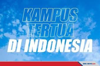 5 Perguruan Tinggi Tertua di Indonesia