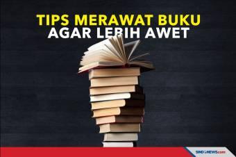 Agar Lebih Awet dan Tidak Menguning, Ini Tips Merawat Buku