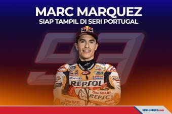 Marc Marquez Siap Comeback di Sirkuit Portimao Portugal