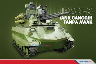 Robot Tempur Canggih Siap Persenjatai Militer Rusia