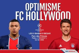 Berstatus Juara Bertahan, FC Hollywood Yakin Lolos ke Semifinal