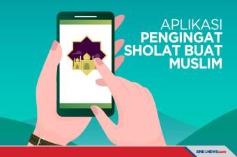 Aplikasi Pengingat Sholat, Patut Dicoba Umat Muslim