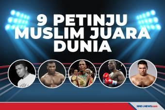 9 Petinju Muslim Juara Dunia Yang Menggegerkan Jagat Tinju