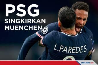 Muenchen Tersingkir dari Liga Champions walau kalahkan PSG
