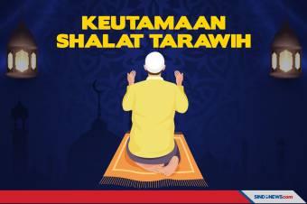 Keutamaan Shalat Tarawih pada Bulan Puasa Ramadhan