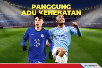 Prediksi Semifinal Piala FA Chelsea vs Manchester City