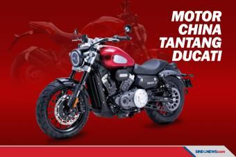 Motor China Siap Ganggu Dominasi Ducati dan MV Agusta di Eropa