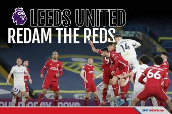Raih Hasil Imbang Kontra Leeds, Liverpool Gagal Geser Chelsea