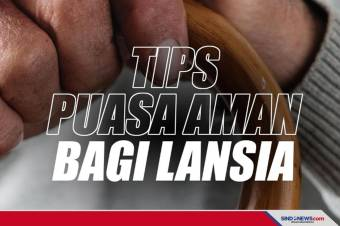 Tips Puasa aman Bagi Lansia