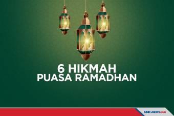 6 Hikmah Puasa Ramadhan yang Penting Diketahui Umat Islam
