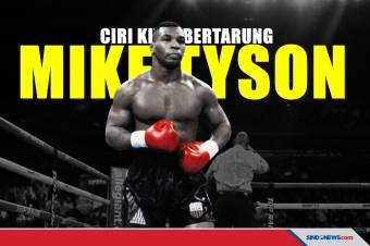 Inilah 5 Ciri Khas Bertarung Mike Tyson yang Ikonik!