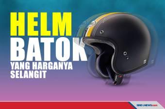 Ini Helm Batok yang Desainnya Klasik tapi Harganya Selangit
