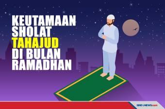 Berikut 9 Keutamaan Sholat Tahajud di bulan Ramadhan