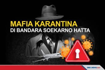 Peran Tersangka Mafia Karantina di Bandara Soekarno Hatta
