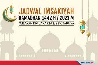 Jadwal Imsakiyah untuk Hari ke-19 Bulan Suci Ramadhan