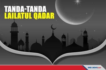 5 Tanda Lailatul Qadar, Salah Satunya Malam Sejuk dan Terang