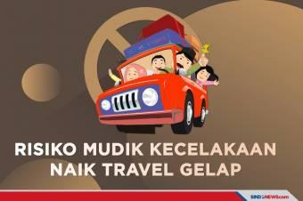 Kecelakaan Naik Travel Gelap, Tak Akan Ditanggung Jasa Raharja