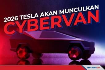 Tesla Sedang Kembangkan Cybervan yang Siap Meluncur pada 2026
