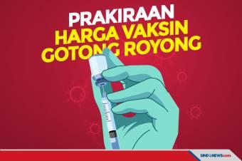 Prediksi Bio Farma untuk Harga Vaksin Gotong Royong