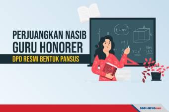 Perjuangkan Nasib Guru Honorer, DPD Resmi Bentuk Pansus