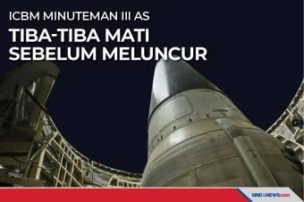 ICBM Minuteman III AS Tiba-tiba Mati Sebelum Meluncur