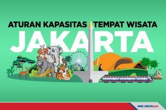 Tempat Wisata Jakarta Dibuka saat Libur Lebaran, Ini Aturannya