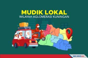 Mudik Lokal Diperbolehkan, Kuningan Masuk Wilayah Aglomerasi